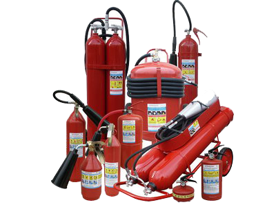 Fire extinguisher / Oxygen tank